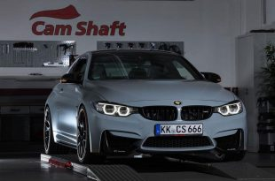 BMW M4 Cam Shaft Tuning BBS KW Folierung 1 310x205 Cam Shaft   BMW M4 F82 Coupe mit 520PS & 21 Zöllern