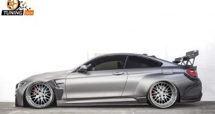 BMW M4 F82 Coupe Widebody 21 Zoll 310x165 Vorsteiner BMW M4 F82 GTRS4 Widebody by tuningblog.eu