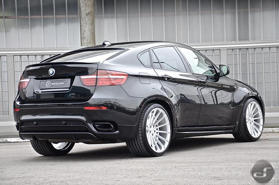 bmw x6 e71 hamann anniversary evo ii tuning bodykit 16. Black Bedroom Furniture Sets. Home Design Ideas