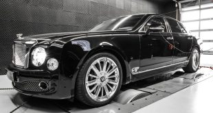 Bentley Mulsanne 6.75l V8 Bi Turbo Chiptuning 1 310x165 Nobel ins Gelände   560 PS Bentley Continental GT Offroad