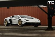 Bodykit Lamborghini Aventador AG Wheels Tuning 10 190x127 MC Customs Lamborghini Aventador auf schicken AG Wheels