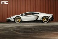 Bodykit Lamborghini Aventador AG Wheels Tuning 3 190x127 MC Customs Lamborghini Aventador auf schicken AG Wheels