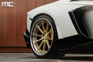 Bodykit Lamborghini Aventador AG Wheels Tuning 5 190x127 MC Customs Lamborghini Aventador auf schicken AG Wheels