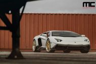 Bodykit Lamborghini Aventador AG Wheels Tuning 9 190x127 MC Customs Lamborghini Aventador auf schicken AG Wheels