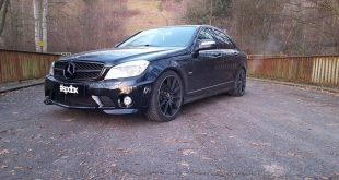 C63 AMG Optik Mercedes W204 Tuning 2 310x165 C63 AMG Optik am Mercedes W204 by Speed Box GmbH