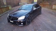 C63 AMG Optik Mercedes W204 Tuning 4 190x107 C63 AMG Optik am Mercedes W204 by Speed Box GmbH