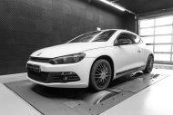 Chiptuning VW Scirocco 1.4 TSI CAXA 1 190x127 147PS / 257Nm mittels Chiptuning im VW Scirocco 1.4 TSI