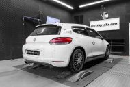 Chiptuning VW Scirocco 1.4 TSI CAXA 7 190x127 147PS / 257Nm mittels Chiptuning im VW Scirocco 1.4 TSI