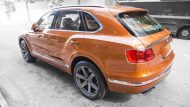 DMC Bentley Bentayga Tuning 2017 1 190x107 312km/h  > 692PS & 1.054NM im DMC Bentley Bentayga