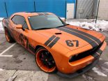 Dodge Challenger Folierung rundum orange schwarz Tuning 27 155x116 Dodge Challenger SRT in Orange/Schwarz by BB Folien Bele Boštjan