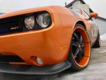 Dodge Challenger Folierung rundum orange schwarz Tuning 35 155x116 Dodge Challenger SRT in Orange/Schwarz by BB Folien Bele Boštjan