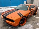 Dodge Challenger Folierung rundum orange schwarz Tuning 39 155x116 Dodge Challenger SRT in Orange/Schwarz by BB Folien Bele Boštjan
