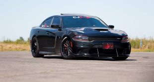Dodge Charger SRT Hellcat Vossen VWS 2 Tuning 6 310x165 Einmalig   Dodge Charger Widebody Coupe auf 24 Zöllern