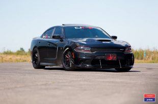 Dodge Charger SRT Hellcat Vossen VWS 2 Tuning 6 310x205 Monster   Dodge Charger SRT Hellcat auf Vossen VWS 2 Alu's