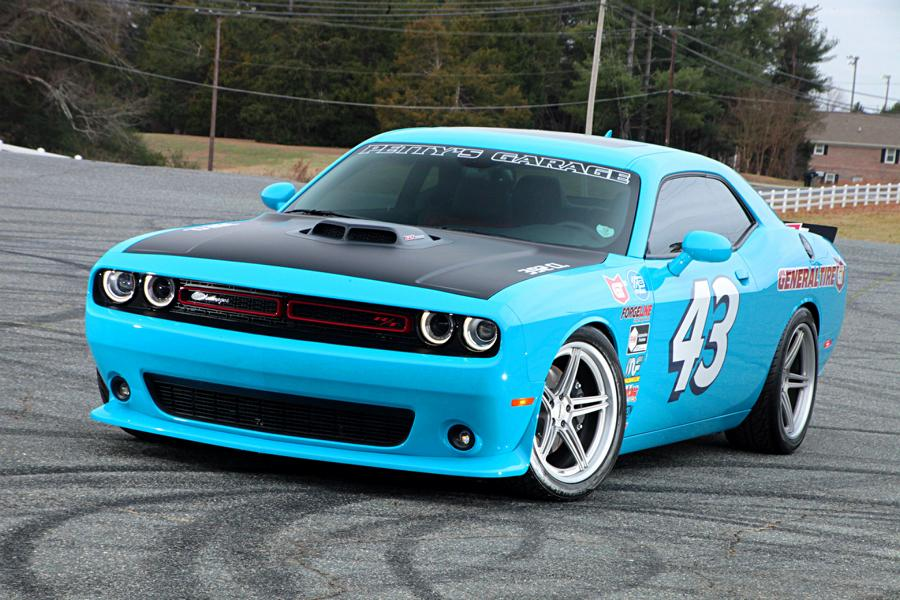 Dodge Scat Pack Challenger Tuning 2017 Pettys Garage 16 700PS & 915NM im Dodge Challenger Scat Pack von Pettys Garage
