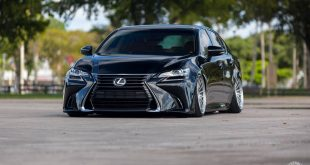 Edle Lexus GS Limousine Vossen Wheels LC 106 Alu Tuning 8 310x165 Extrem anders   Roter Nissan Maxima auf Vossen VWS 1 Alu's