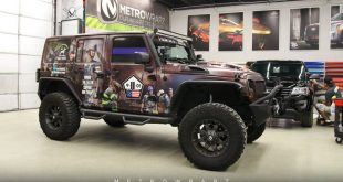 Folierung 911 Never Forget tribute Jeep Wrangler Tuning 1 310x165 Dawn to Rust!   MetroWrapz foliert einen Range Rover Sport