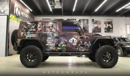 Folierung 911 Never Forget tribute Jeep Wrangler Tuning 3 190x111 MetroWrapz   911 Never Forget tribute Jeep Wrangler Folierung