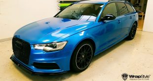 Folierung WrapStyle Audi A6 C7 Avant Tuning 1 310x165 Crazy Style   WrapStyle Denmark Vollfolierung am VW UP