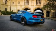 Ford Mustang Shelby GT350 20 Zoll Project 6GR Wheels Tuning 3 190x107 Ford Mustang Shelby GT350 auf 20 Zoll Project 6GR Wheels