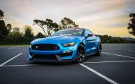 Ford Mustang Shelby GT350 20 Zoll Project 6GR Wheels Tuning 5 190x119 Ford Mustang Shelby GT350 auf 20 Zoll Project 6GR Wheels
