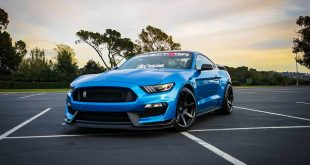 Ford Mustang Shelby GT350 20 Zoll Project 6GR Wheels Tuning 5 310x165 Ford Mustang Shelby GT350 auf 20 Zoll Project 6GR Wheels