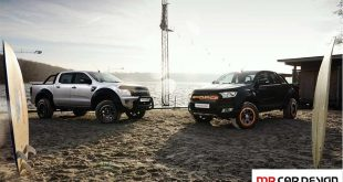 Ford Ranger delta4x4 Parts Tuning 2 310x165 Extrem bullig   Ford Ranger Twins vom Tuner MC Car Design