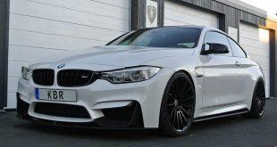 HRE Alufelgen Gewindefahrwerk Carbon Tuning BMW M4 F82 7 310x165 Schick   HRE Alu's & Gewindefahrwerk im BMW M4 F82