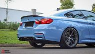 HRE P101 Satin Charcoal Tuning BMW M4 F82 Coupe 1 190x109 HRE P101 Alu's in Satin Charcoal am BMW M4 F82 Coupe