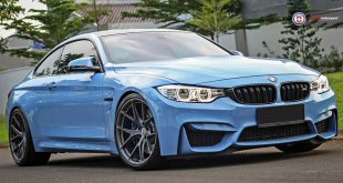 HRE P101 Satin Charcoal Tuning BMW M4 F82 Coupe 4 310x165 HRE P101 Alu's in Satin Charcoal am BMW M4 F82 Coupe