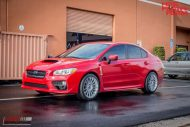 HRE Performance Wheels FF15 tuning Subaru WRX 1 190x127 HRE Performance Wheels FF15 Alufelgen am Subaru WRX