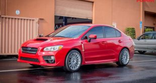 HRE Performance Wheels FF15 tuning Subaru WRX 1 310x165 HRE Performance Wheels FF15 Alufelgen am Subaru WRX