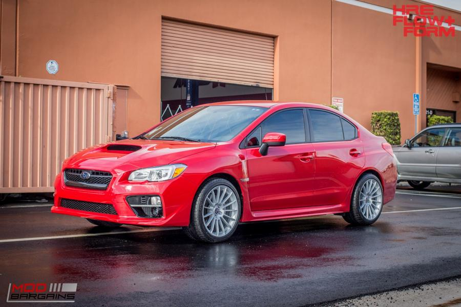 HRE Performance Wheels FF15 tuning Subaru WRX 1 HRE Performance Wheels FF15 Alufelgen am Subaru WRX