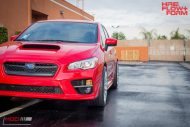 HRE Performance Wheels FF15 tuning Subaru WRX 2 190x127 HRE Performance Wheels FF15 Alufelgen am Subaru WRX