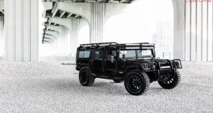 Hummer H1 Tuning 1 310x165 Fertig & irre: Launch Edition 002 Mil Spec Hummer H1