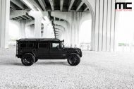 Hummer H1 Tuning 3 190x126 10 LED Leisten  > Extremer Hummer H1 vom Tuner MC Customs