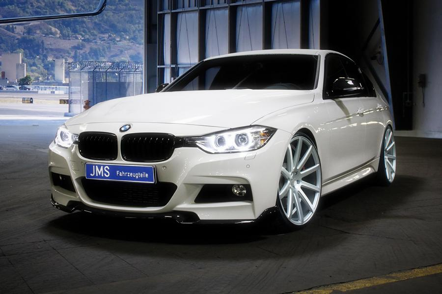 Subtle Bmw F30 F31 3er With Bodykit Alu S By Jms