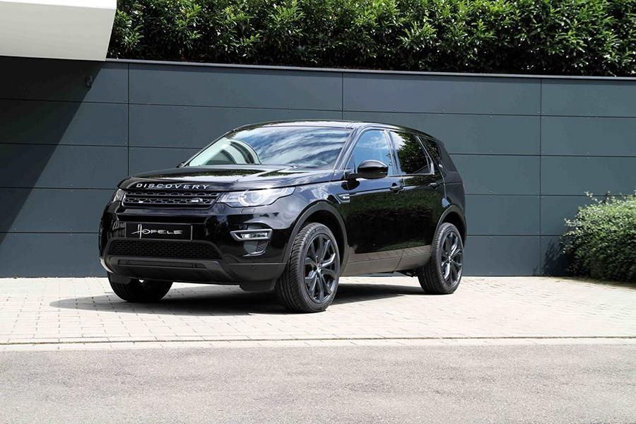 Land Rover Discovery Sport HSE Black Label Tuning Hofele Design 7 Land Rover Discovery Sport HSE Black Label von Hofele Design