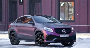Larte Design 2017 Mercedes GLE63 AMG C292 Bodykit Tuning 8 310x165 Vorschau   Larte Design Bentley Bentayga Widebody SUV