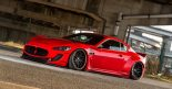 Liberty Walk Maserati GranTurismo Widebody Airrex Forgiato Tuning 12 155x81 Umgesetzt Liberty Walk Maserati GranTurismo Widebody