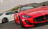 Liberty Walk Maserati GranTurismo Widebody Airrex Forgiato Tuning 2 155x94 Umgesetzt Liberty Walk Maserati GranTurismo Widebody