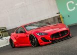 Liberty Walk Maserati GranTurismo Widebody Airrex Forgiato Tuning 4 155x112 Umgesetzt Liberty Walk Maserati GranTurismo Widebody
