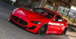 Liberty Walk Maserati GranTurismo Widebody Airrex Forgiato Tuning 9 155x80 Umgesetzt Liberty Walk Maserati GranTurismo Widebody