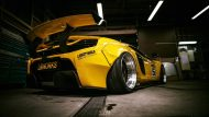 Liberty Walk Widebody McLaren 650S Tuning 2 190x107 Fotostory: Knallgelb   Liberty Walk Widebody McLaren 650S