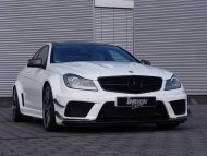 Mercedes Benz C 63 AMG W204 Black Series Tuning 2 190x143 Perfekt   Mercedes Benz C 63 AMG W204 von Inden Design