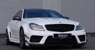 Mercedes Benz C 63 AMG W204 Black Series Tuning 2 310x165 Perfekt   Mercedes Benz C 63 AMG W204 von Inden Design