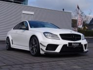 Mercedes Benz C 63 AMG W204 Black Series Tuning 3 190x143 Perfekt   Mercedes Benz C 63 AMG W204 von Inden Design