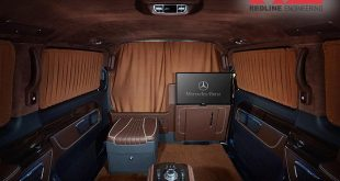 Mercedes Benz V Klasse 2017 REDLINE Engineering 6 310x165 Mercedes Benz V Klasse 2017 by REDLINE Engineering