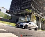 Mercedes CLA250 Tuning A45 AMG Style 5 155x130 Dezent anders   Mercedes CLA250 vom Tuner EDO Tuning