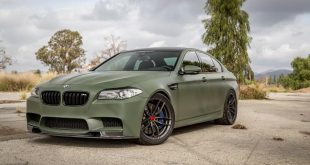 Milit%C3%A4r Look Vorsteiner VRS BMW M5 F10 Tuning 5 310x165 Stolz International BMW M5 F10 mit 3D Design Carbon Bodykit